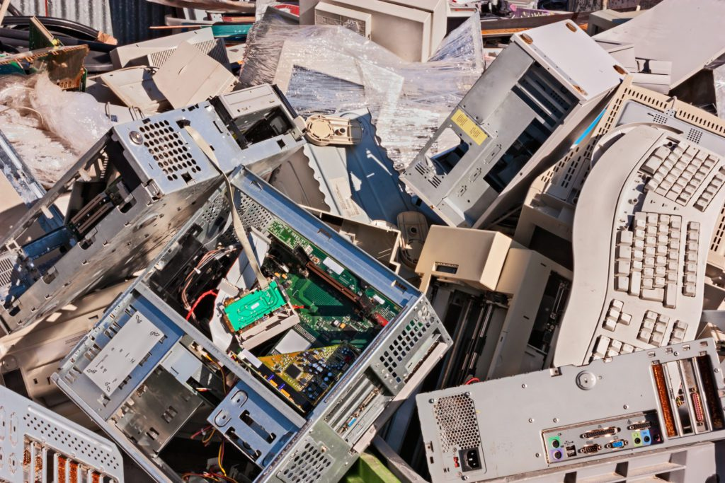 When searching for disposal of electronic waste in Lexington, KY, look no further than Lexington Electronic Recycling.