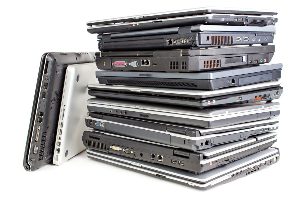 For old laptop disposal, Lexington Electronic Recycling recycles electronic waste in a safe and responsible manner.