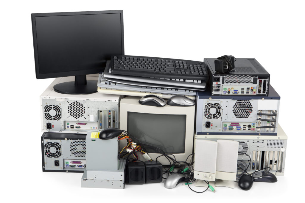 To recycle old computers, contact Lexington Electronic Recycling.  We're the area's premier computer recycling solution.