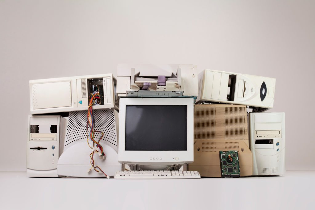 Lexington Electronic Recycling offers convenient computer disposal for recycling old computers and old laptops.