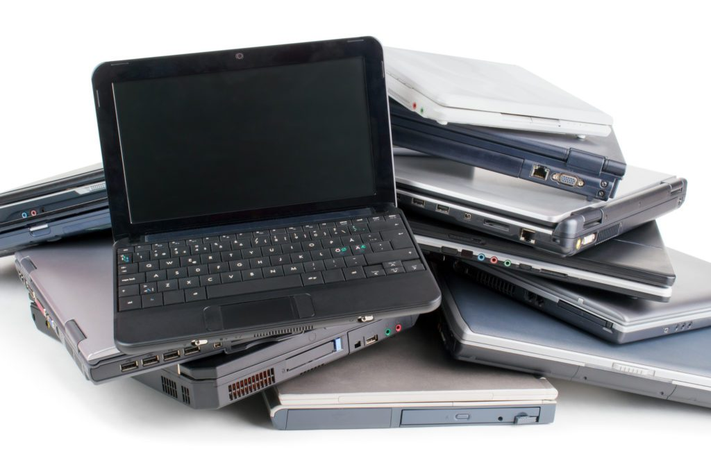 Lexington Electronic Recycling offers a convenient, secure and responsible way to get rid of old laptop computers.